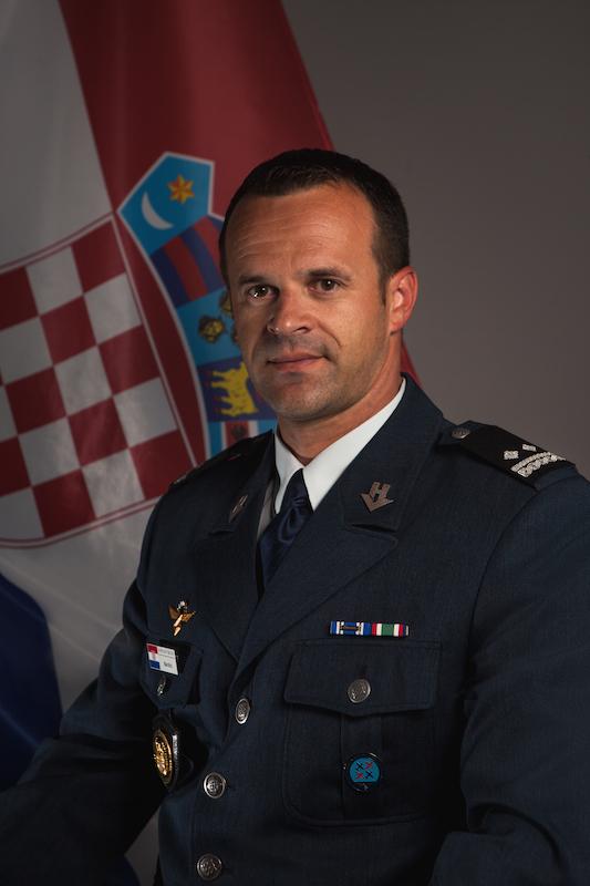 pukovnik Damir BARIŠIĆ