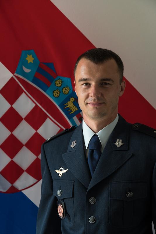 natporučnik Danijel RIGO