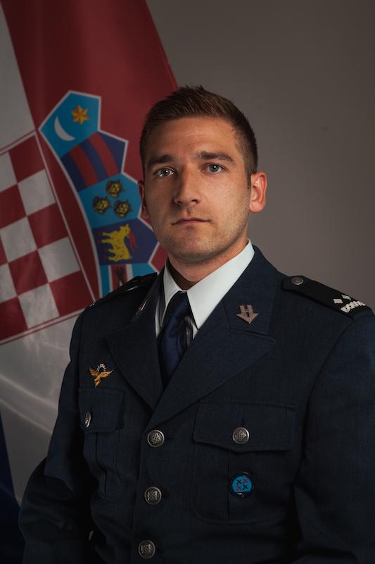 natporučnik Denis ŽIVALJIĆ