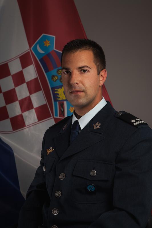 satnik Goran GRGIĆ