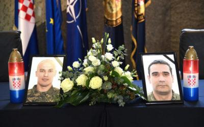 Komemoracija bojniku Klarinu i natporučniku Baturini