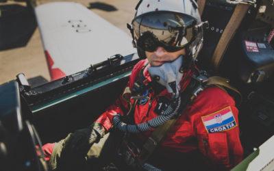 Prihvati izazov. Postani vojni pilot!