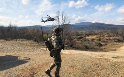 ODIN SPEAR 20 – test suradnje zrakoplovstva i kopnenih snaga