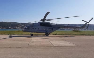 Helikopteri Hrvatske vojske angažirani za prijevoz oboljelih od koronavirusa
