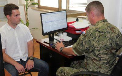 Status selekcijskog postupka za odabir kandidata za studij Aeronautika – vojni pilot