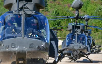 Provedena bojeva gađanja i raketiranja iz helikoptera Kiowa Warrior