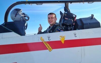 Prvi samostalni letovi kadeta-pilota na Pilatusu PC-9M
