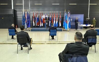 Svečano obilježena 29. obljetnica Hrvatskog ratnog zrakoplovstva