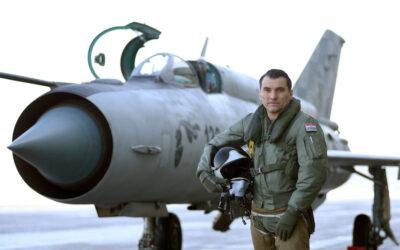 Razgovor sa zapovjednikom 191. eskadrile lovačkih aviona