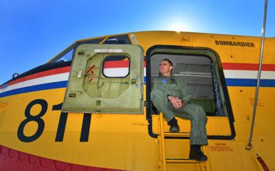 Razgovor sa zapovjednikom 855. protupožarne eskadrile