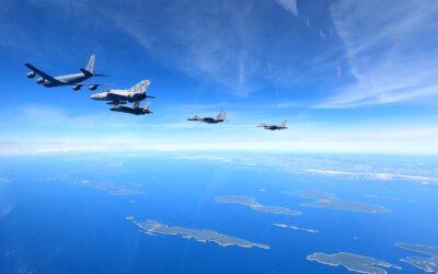 """Hrvatsko ratno zrakoplovstvo sudjelovalo u međunarodnoj vojnoj vježbi """"Astral Knight 21"""""""