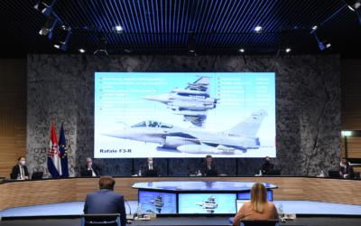 Donesena povijesna odluka o nabavi višenamjenskog borbenog aviona