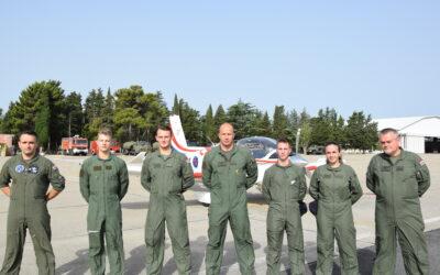 Započelo selekcijsko letenje novog naraštaja vojnih pilota