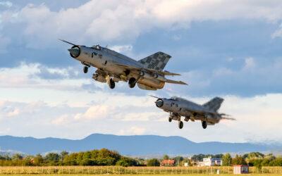 191. eskadrila lovačkih aviona – Fokusirani na zadaće, obuku i vježbe